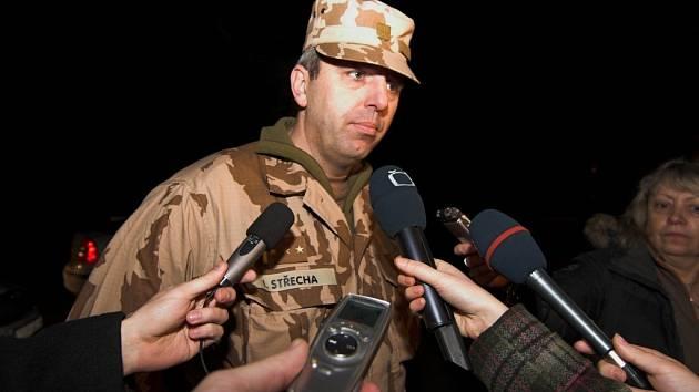 Plukovník Ivo Střecha