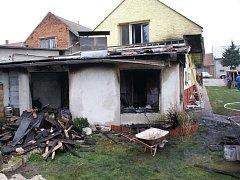Požár způsobil škodu za 50 tisíc korun.