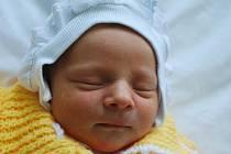 Klaudie Čadová, Přerov, narozena 3. května 2011 v Přerově, míra 48 cm, váha 2 660 g