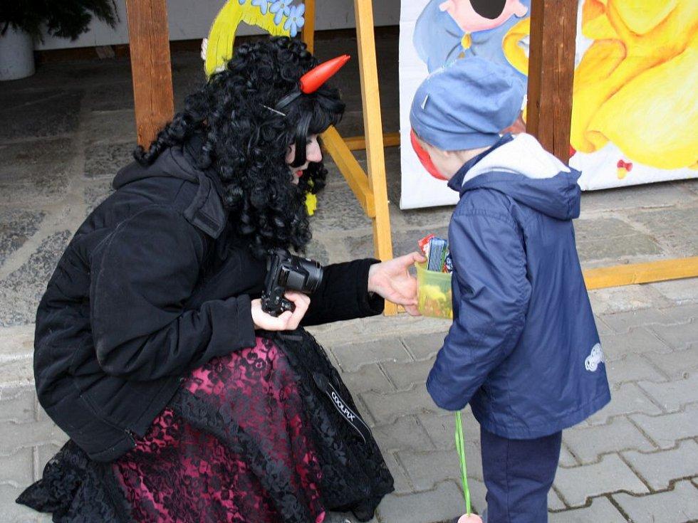 Pohádkový svět v Černotíně