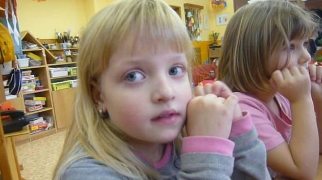 Hranický deník se ptal několika dětí ve věku čtyři až šest let v Mateřské škole Pohádka, co si přejí od Ježíška pod stromeček.