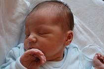 Oliver Drahoš, Lipník nad Bečvou, narozen 1. května 2011 v Přerově, míra 51 cm, váha 2 850 g