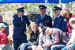 Dobrovolní hasiči z Prosenic měli svůj velký den – připomínali si padesát let své činnosti.