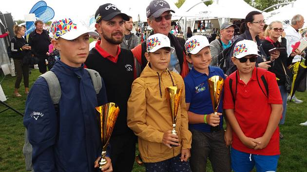 Žáci kroužku pod hlavičkou ZŠ 1. máje Hranice patří mezi nejlepší v ČR ve SNAG golfu