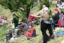 Velcí i malí rybáři soutěžili na hranickém rybníku Kuchyňka.