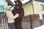 Tradiční vodění medvěda
