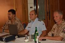 Vojáci z přerovské vrtulníkové základny se vrátili z Afghánistánu, kde se podíleli na výcviku pilotů Afghánské národní armády.