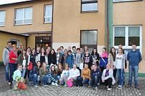Projekt Comenius na ZŠ 1. máje v Hranicích