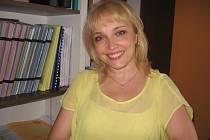 Marta Koubková, starostka obce Polom