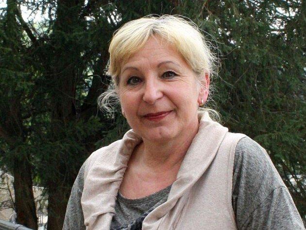 Helena Votavová, ředitelka střediska Kultury Městských kulturních zařízeních Hranice