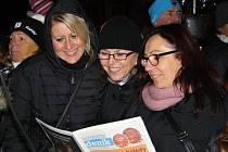 Hranice, Česko zpívá koledy 10. 12. 2014