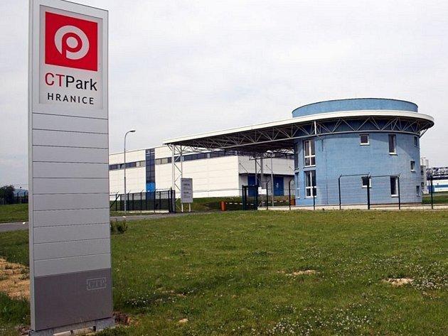CTPark Hranice.