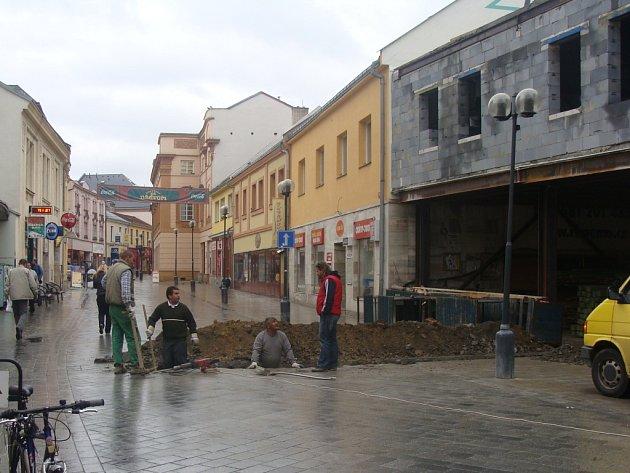 Město nemá regulační plán. Podnikatelé si mohou postavit v centru Přerova, co chtějí.