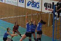 Juniorky PVK Přerov Precheza obsadily v prvním přípravném turnaji třetí příčku.