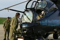 Letci z tygří letky se brzy s přerovským letištěm rozloučí.