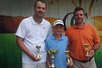 Turnaj v Radíkově vyhrál teprve jedenáctiletý hráč