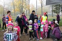 Třetího ročníku závodů s názvem Hranice běhají se zúčastnil rekordní počet běžců. Ze sto čtrnácti přihlášených bylo pětaosmdesát dětí ve věku od jednoho do jedenácti let.
