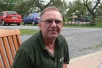 Bývalý místostarosta Hustopeč nad Bečvou Antonín Horník