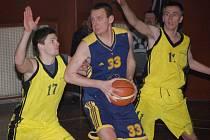 Přerovští basketbalisté trochu překvapivě přivezli body z Nového Jičína.