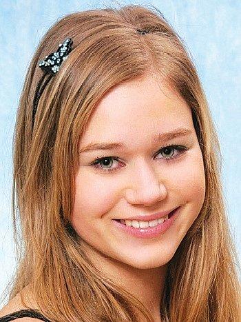 Lucie Bartochová, 14 let, Hranice
