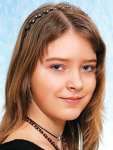 Vendula Hašová, 14 let, Lhotka nad Bečvou