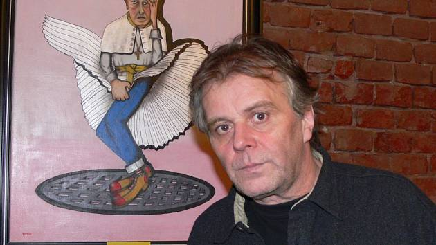 V Hranicích má Vlasta Třešňák fanoušky i mezi nejmladší generací.