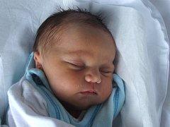 Mia Tomančíková, Křtomil, narozena dne 7. června 2013 v Přerově, míra: 47 cm, váha: 2840 g