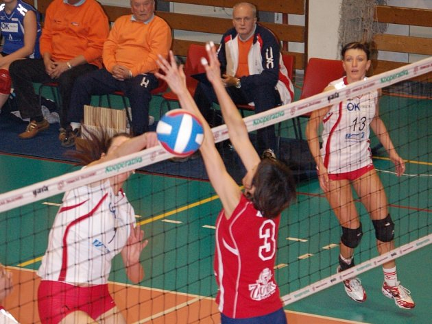 Přerovské volejbalistky čeká ve čtvrtek mistrovské utkání v Ostravě.