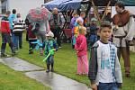 Ženský spolek z Rouské si připravil zábavné odpoledne pro veřejnost, ale zejména pro děti z dětských domovů.