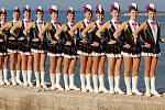 Hranické mažoretky Panenky přivezly z Chorvatska titul z Mistrovství Evropy