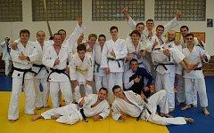 Judo Železo Hranice v roce 2017