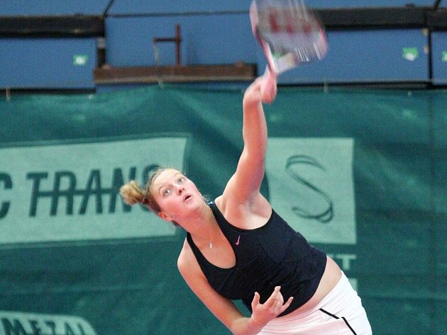 Petra Kvitová se stala Mezinárodní mistryní České republiky v tenisu žen pro rok 2007.