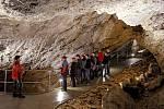Zbrašovské jeskyně - výprava v Jurikově dómu