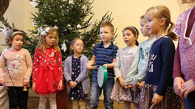 Vánoční výstava v Malhoticích 2019