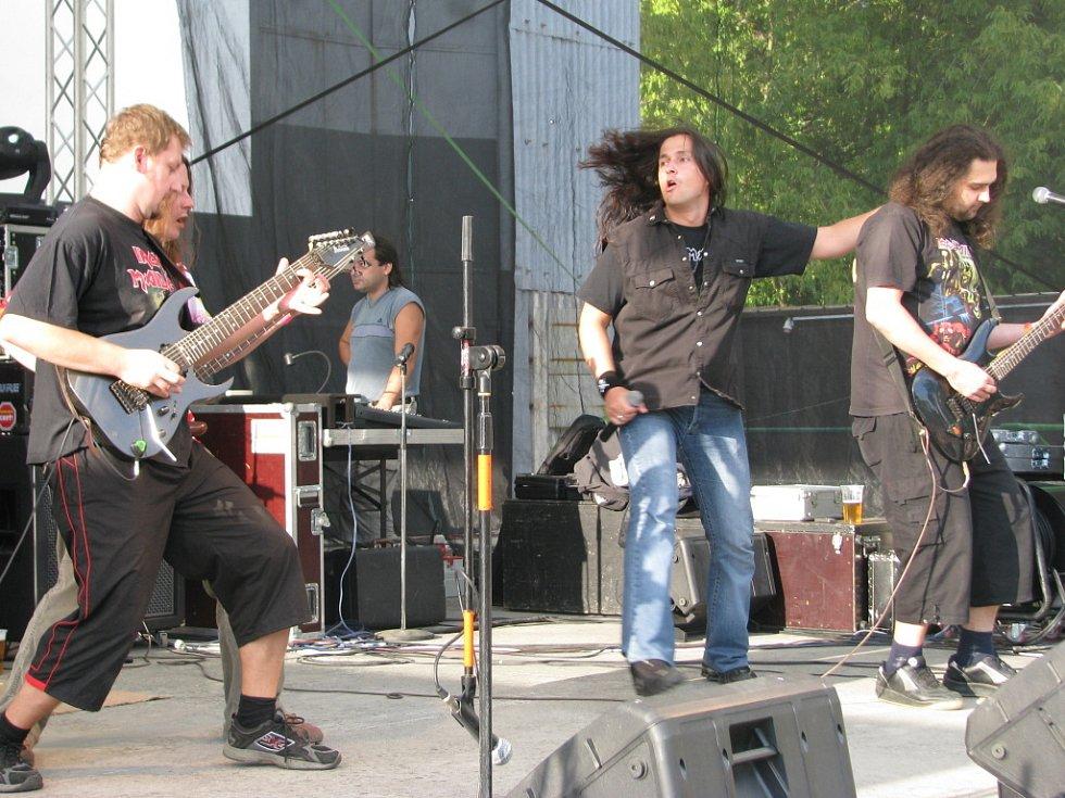 Hvězdy světového hudebního nebe zavítaly na sedmý ročník Rock Trey Festu.