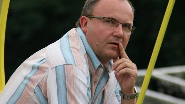 Bez Jaroslava Habarty si asi nelze fotbal ve Slavkově představit.