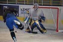 Hokejisté HC ZUBR Přerov měli v pondělí 4. srpna první oficiální trénink na ledové ploše
