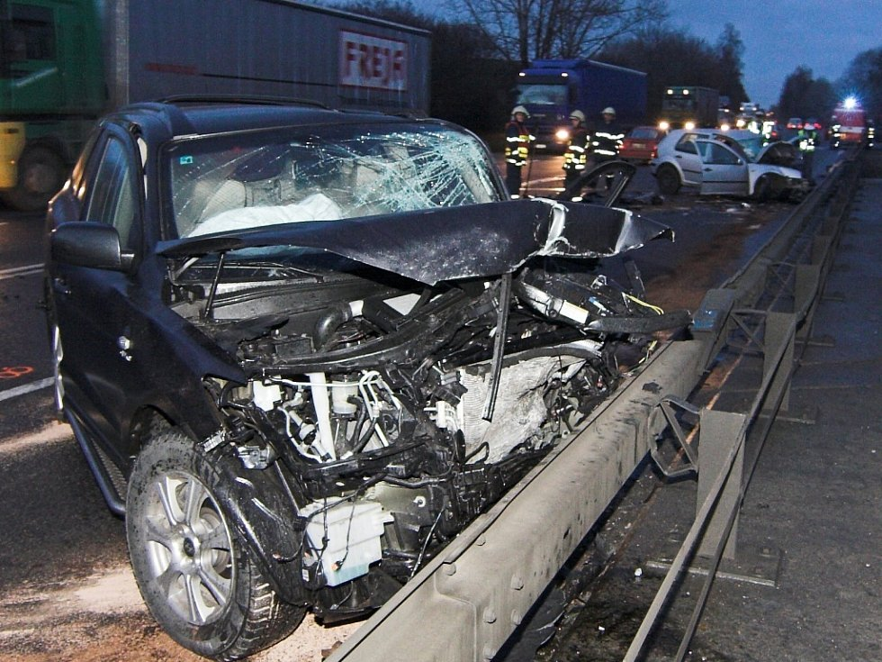 Nehoda měla tragické následky.