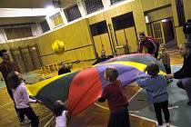 Cvičení pro předškolní děti v Hranicích