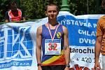 Rostislav Kolár byl druhý v rámci mistrovství Moravy a Slezska
