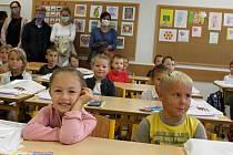 1. září 2020 v Základní škole Šromotovo v Hranicích.