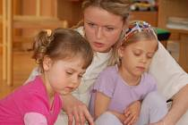 Do mateřských škol v Přerově přišly děti na zápis.