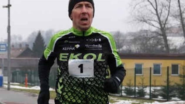 Ličman obhájil vítězství na zlínském běžeckém poháru