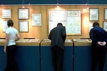 Výstavu Moravská brána zahájila včera slavnostní vernisáž.