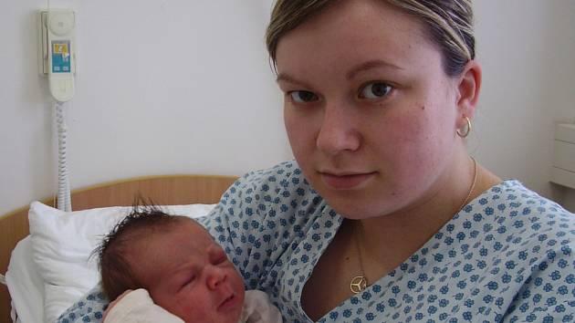 Alena Sedláčková, Osek nad Bečvou, syn David Bučko, narozen 24. 3. 2008 v Přerově, váha: 3,87 kg