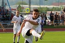 Fotbalisté Ústí. Ilustrační foto