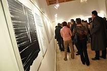 Ve výstavní síni Staré radnice jsou k vidění expozice kronikáře Bohumíra Indry a malíře Radovana Langera