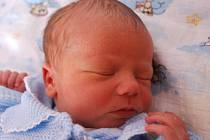 Kamil Chudý, Nejdek, narozen 26. března 2012 v Přerově, míra 51 cm, váha 3 310 g