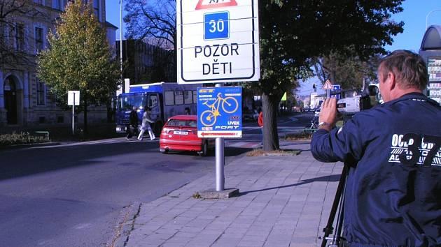 Během Evropského týdne mobility vznikl v Hranicích dokument, který byl oceněn v republikové soutěži.