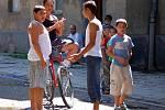 Romové ze Škodovy ulice v Přerově